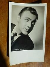CHARLES BOYER French Actor 1930s Gaslight ALGIERS Fims  c1938 Postcard i37