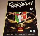 ALBUM CALCIATORI PANINI 2010/11 NUOVO DA EDICOLA FIGURINE 2011 VUOTO