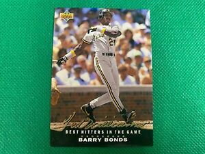1992-Upper-Deck-Williams-Best-T2-Barry-Bonds-Pittsburgh-Pirates