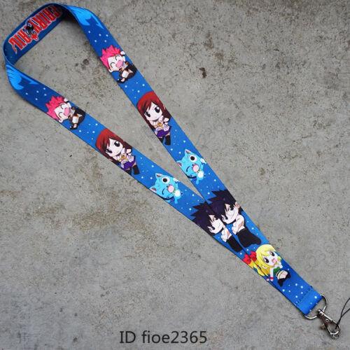 Anime Series Lanyard Neck Straps Badge ID Holder Key Chains Lanyards Cosplay