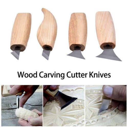 Holz Carving Cutter Messer Werkzeug Set Hand Werkzeuge für Anfänger