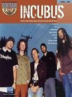 Guitar Play-Along: Incubus: Volume 40 by Hal Leonard Corporation (Paperback, 2011)
