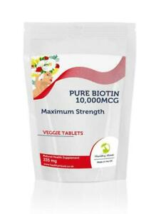 Biotin-10-000mcg-B7-235mg-x500-Tablets-Letter-Post-Box-Size