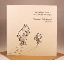 winnie the pooh all occasions  stationery for greeting cards  ebay, Birthday card