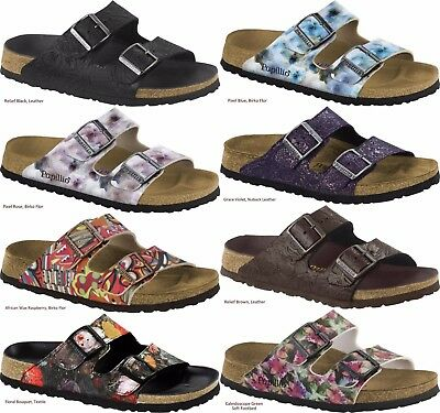 BIRKENSTOCK PAPILLIO ARIZONA WOMEN'S SANDALS FLIP FLOPS BUCKLE WOMAN | eBay