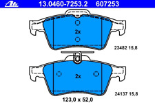 Bremsbelagsatz Scheibenbremse ATE 13.0460-7209.2