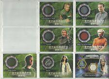 Stargate SG1 Season 4 Costume Card C11 Major Samantha Carter