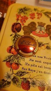 capsule de champagne an 2000 lenoble cote 38€
