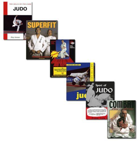 Judo, Jujitsu  Books