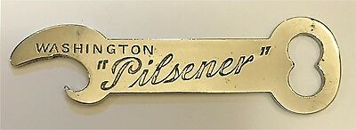 Ohio beer openers collection on ebay 1910s washington brewing pilsener beer columbus ohio key bottle opener b 18 234 malvernweather Images