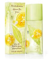 Green Tea Yuzu For Women Elizabeth Arden Edt Spray 3.3 / 3.4 Oz In Box on sale