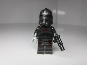 Star Wars Lego Minifigure Echo from Bad Batch Shuttle 75314 Minifig Only