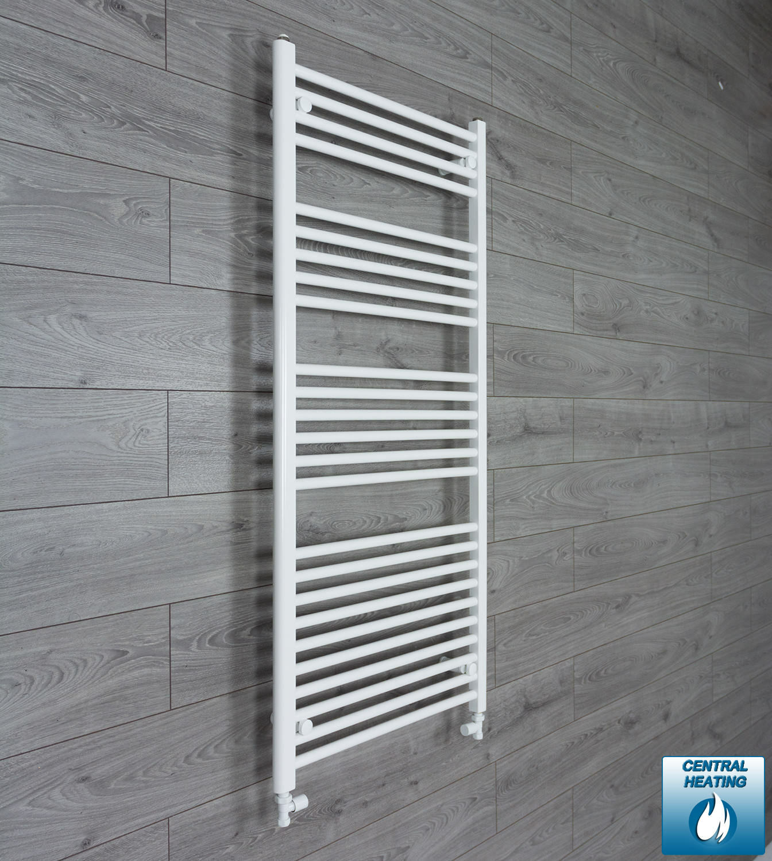 1400 mm 650 mm di larghezza alta piatto bianco binario calorifero radiatore bagno cucina