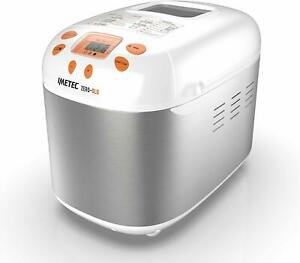 Imetec-Zero-Glu-Bread-Maker-20-Programmes-Pan-and-Sweets-without-Gluten-New