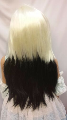 """WIG ONLY NWT Monique Jade Panda Doll Wig 19 1//2/"""" fits Masterpiece Doll"""
