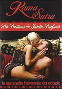 DVD-Kama-Sutra-Les-Positions-Du-Jardin-Parfume-NEUF