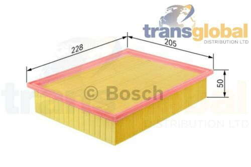 Engine Air Filter Suitable for Various Vehicles F026400374 Bosch
