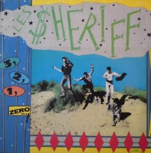 LES-SHERIFF-3-2-1-ZERO-KICKING-RECORDS-VINYLE-NEUF-NEW-VINYL-LP-REISSUE