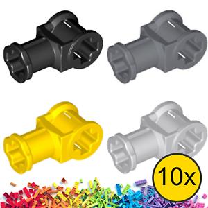 10x LEGO™ Technic™ Axle Shaft Connector 2L
