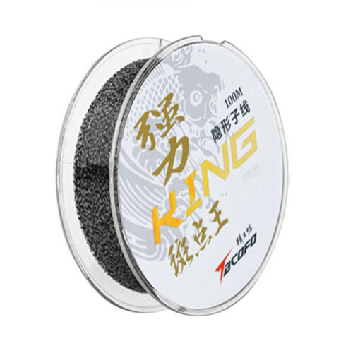 Invisible Super Strong Fishing Line Spotted Line Speckled Line Fishline