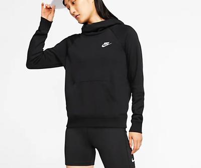 Absorber Máquina de escribir Inconsciente  Nike Essential Funnel Forro Polar Sudadera con Capucha para Mujer Sudaderas  con capucha