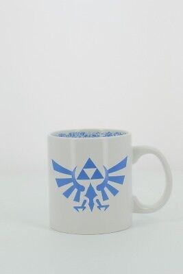 Entusiasta Licenza Ufficiale Legend Of Zelda Hyrule Mappa Extra Large White Tazza Da Caffè Tè-mostra Il Titolo Originale Per Migliorare La Circolazione Sanguigna