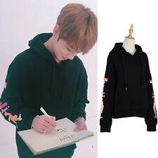 Fashion Kpop Star BTS Printed Hoodie Sweatshirt Long Sleeve Unisex Loose Top