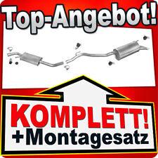 Auspuff  VW TRANSPORTER T4 IV BUS KASTEN PRITSCHE 1.9TD 2.4D 2.5 TDi KURZ 1503