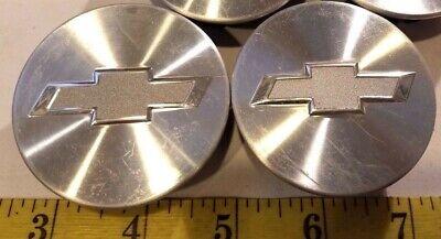 Chevy Camaro OEM Wheel Center Cap Machined Finish Gray Logo 22775905