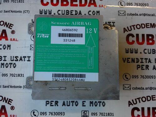 Centralina airbag Fiat Punto 188 -TRW 46806592 99-03