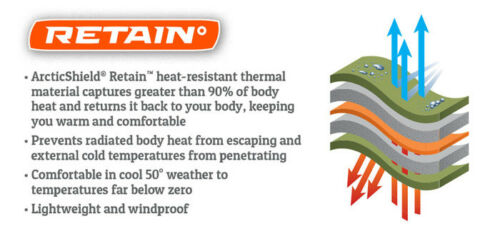Realtree Xtra Arctic Shield Heat Echo Light Pant Size 2X-Large