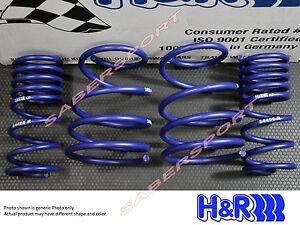 H R Sport Lowering Springs Kit For 2013 2016 Honda Accord 2 4l 4