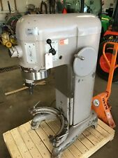 Hobart H600 60 Quart Commercial Mixer Nice Maintained School District Unit