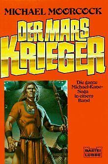 Der Mars-Krieger: Die ganze Michael-Kane-Saga in ... | Buch | Zustand akzeptabel