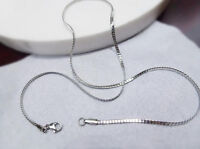One Day Ship High Polished 18-26 Mens Womens Stainless Steel Necklace Chain