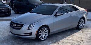 2017 Cadillac ATS 2l Turbo AWD