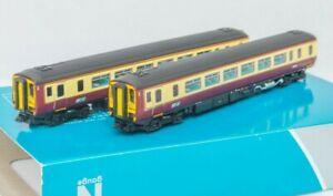 Dapol-2D-021-001-N-gauge-Class-156-2-car-DMU-156508-Strathclyde-livery
