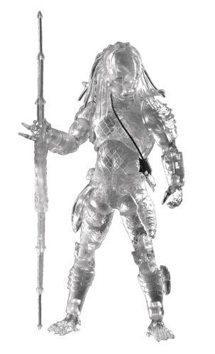 Hiya Toys-Predator 2-échelle 1//18 Invisible City Hunter PX Figure