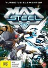 Max Steel - Turbo Vs Elementor (DVD, 2014)