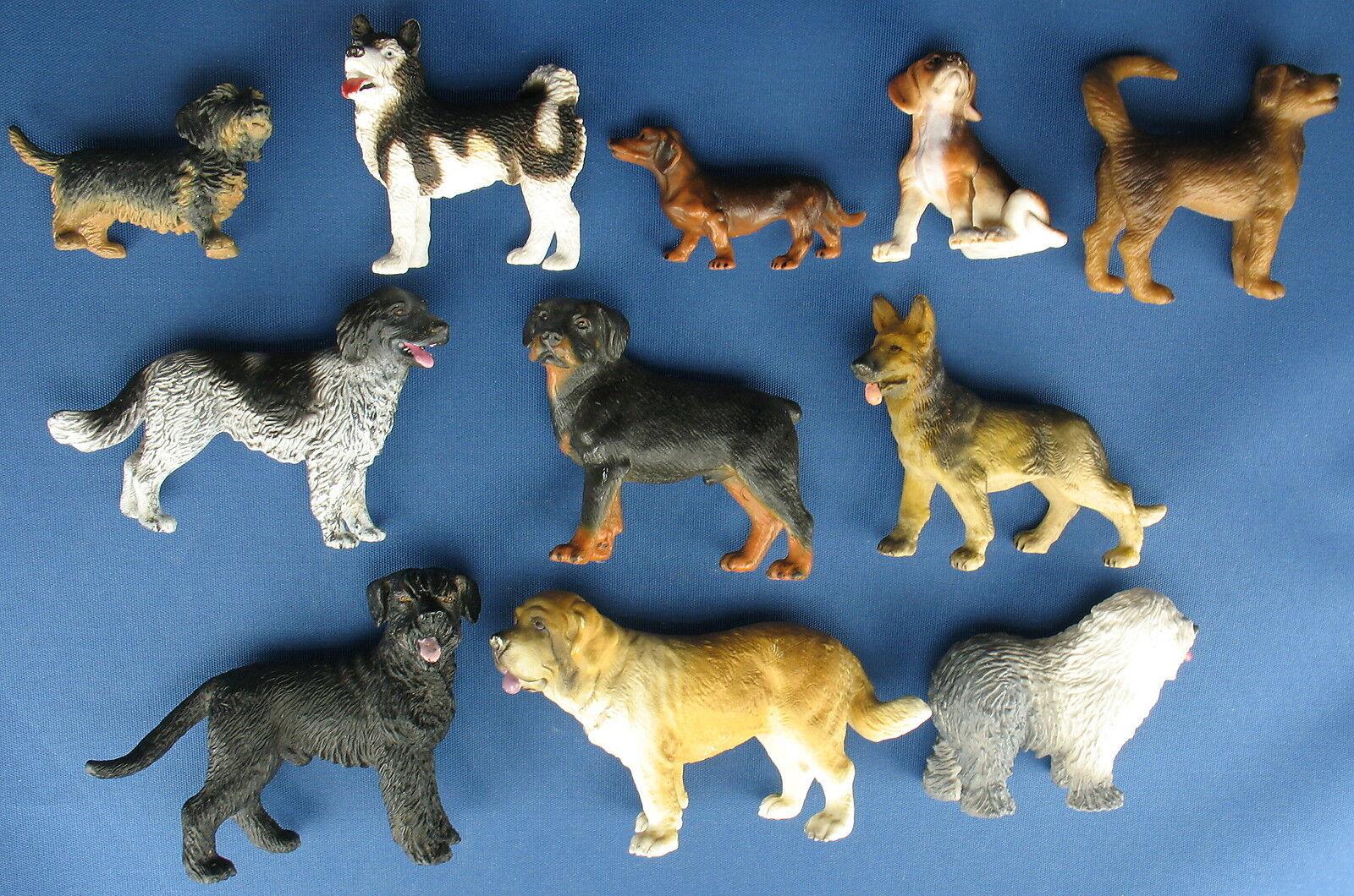 11x SCHLEICH Hunde - 16311 16332 16307 16314 16308 16317 16326 16337 16325 - Dog
