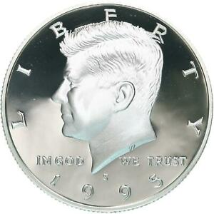 2014 S Kennedy half dollar Gem Deep Cameo Proof 90/% Silver