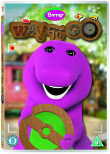 Barney-Way-to-Go-DVD-2010-Barney-cert-U-NEW-FREE-Shipping-Save-s