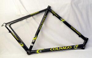 Colnago-CT1-LUX-Titanio-Road-Bike-54cm-Frame-Columbus-Titanium-Tubing-Carbon