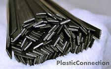 PP/EPDM Plastic welding rods (6mm) black, 30 pcs, Automotive industry - Bumpers.