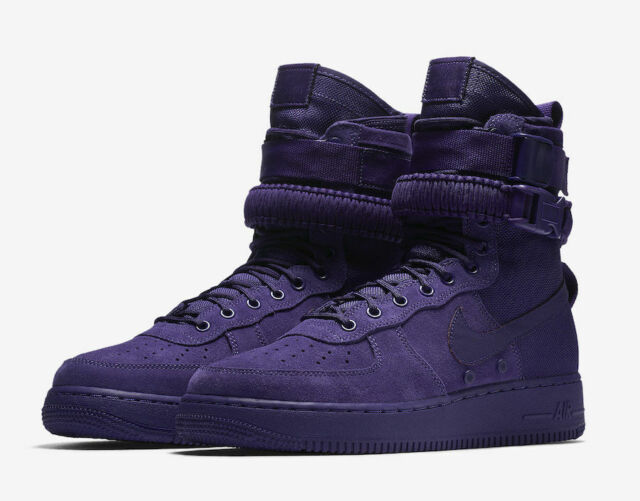 One Boot Air For Sf High Force Purple Size Nike 1 9 500 864024 Af1 PN8nwX0Ok