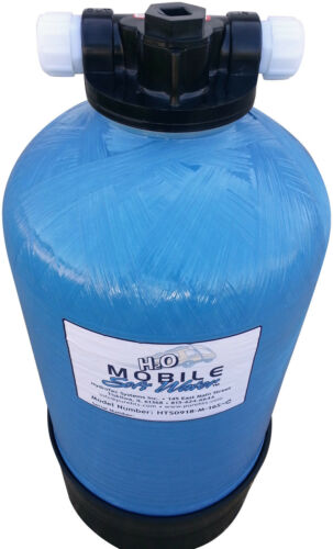 """Up flow or down flow 5 gpm flow cabin Water Filter Carbon 9/""""X18/"""" Portable-RV"""
