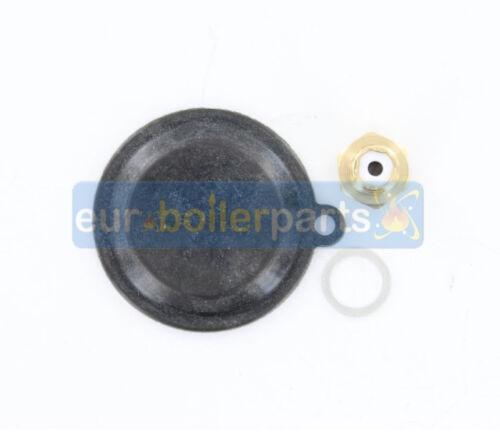 Biasi CH Chaudière Pression Interrupteur membrane /& Glande écrou BI1011502 /& BI1011103 NEUF