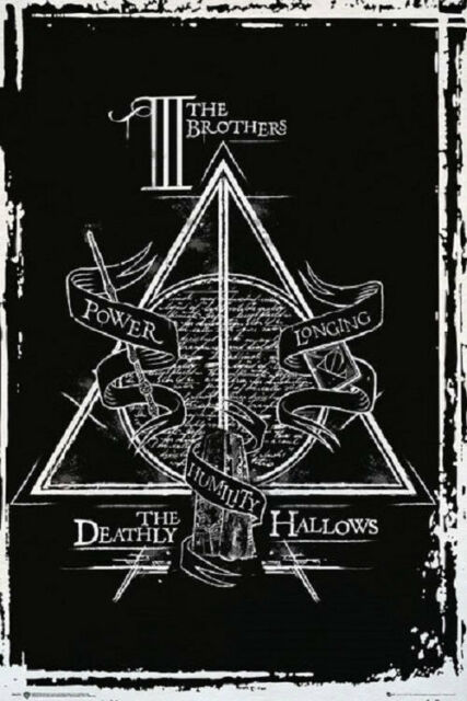 Size 24x36 HARRY POTTER SIRIUS BLACK WANTED POSTER