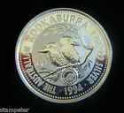 1994 Kookaburra 1oz Silver Coin, Commonwealth Games 'Team Australia' Privy Mark