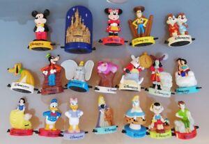 Figurine Disneyland Paris McD au choix